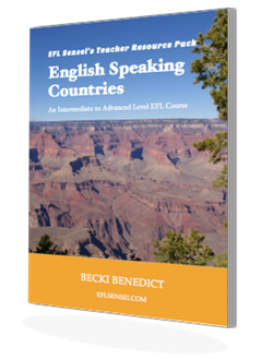 Intro to English Speaking Countries