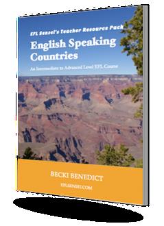 Intro to English Speaking Countries