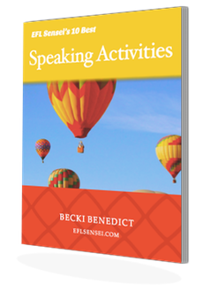 10 Best Speaking Activities